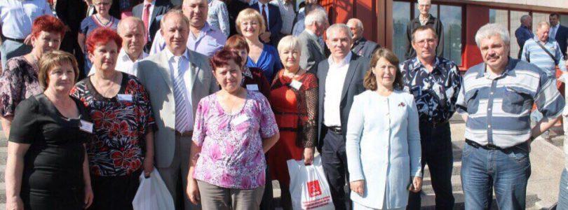В Томске прошёл семинар-совещание «К 100-летию Великой Октябрьской Социалистической Революции»