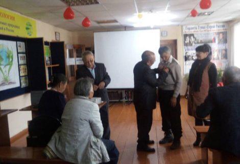 В течении двух дней коммунисты проводят выездное рабочее заседание в Сут-Хольском районе республики Тыва.