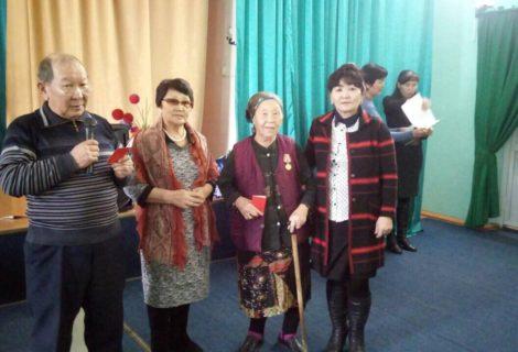 Коммунисты Кызыла провел встречу с представителями поколения «Детей войны»