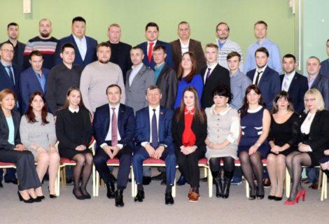 Приступил к занятиям 25-й поток Центра политической учебы ЦК КПРФ. Из 32 регионов приехали секретари по оргработе.