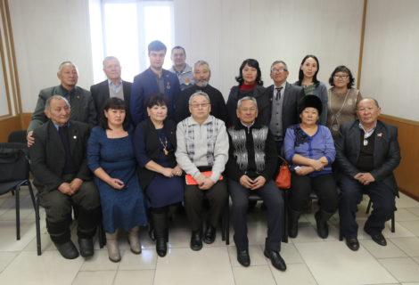 В Туве прошел семинар-совещание первых секретарей местных отделений КПРФ
