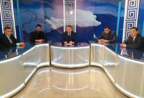 На ГТРК-Тыва стартовал сезон политических дебатов.