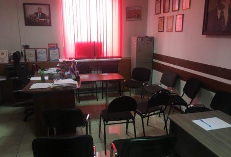 Состоялось заседание бюро Тувинского рескома КПРФ.