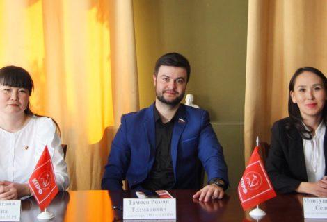 Пресс-конференция Туврескома КПРФ