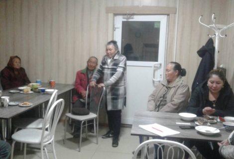 Коммунисты Овюрского кожууна провели общее собрание.