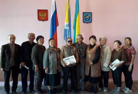 Состоялось общее партийное собрание коммунистов Эрзинского кожууна.