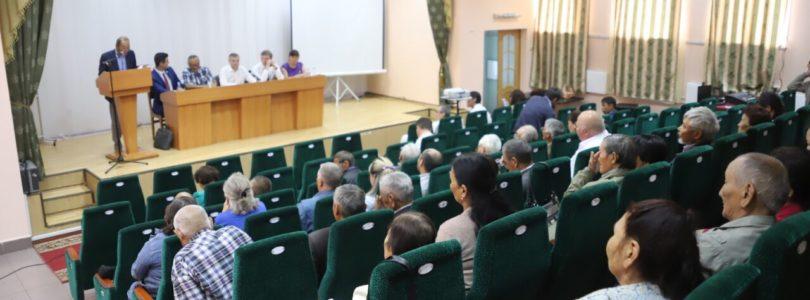 В Кызыле прошла 16-я отчетно-выборная конференция Тувинского республиканского комитета КПРФ.