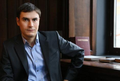 Сергей Шаргунов. Полет к мечте.