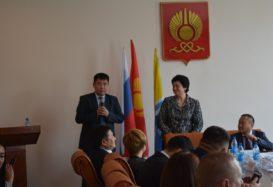 24 октября состоялась 3-я сессия Хурала представителей Кызыла.