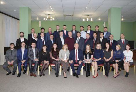 Г.А. Зюганов встретился со слушателями Центра политической учёбы ЦК КПРФ