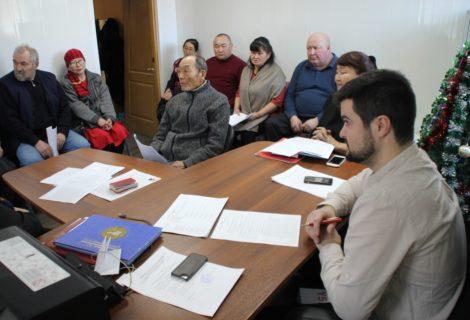 В туврескоме КПРФ прошел республиканский совет секретарей районных отделений