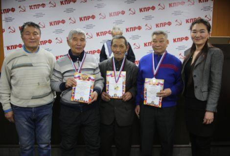 Завершился шахматный турнир посвященный празднованию Шагаа-2019