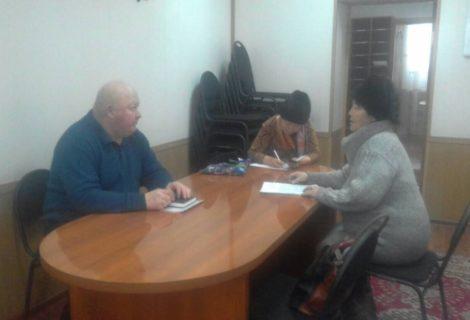 Работает общественная приемная депутатов Хурала представителей города Кызыла.