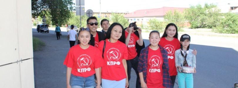 В Кызыле возродили тимуровское движение