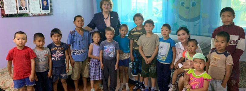 Тувреском КПРФ — На защите интересов детей!