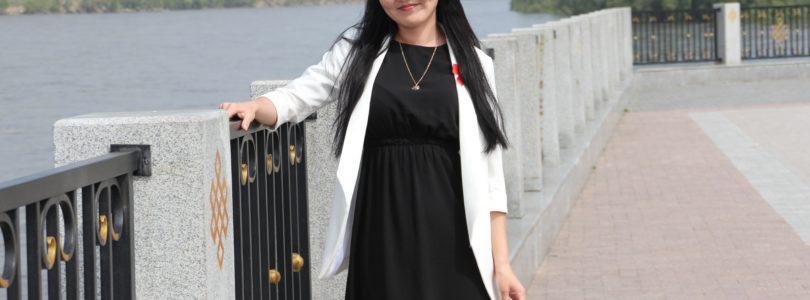 Монгуш Елена Дамбаевна — кандидат в депутаты Верховного Хурала РТ (Территориальная группа № 3. Округ «Центральный»)