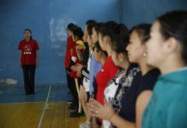 Тувреском ЛКСМ РФ провел любительский волейбольный турнир.