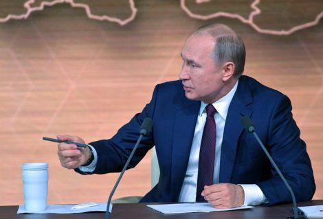 Путин запутал россиян: Пообещал уйти, но потом «включил заднюю»