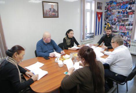 3 февраля состоялось заседание Бюро Тувинского республиканского отделения КПРФ.