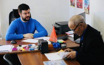 Услышать каждого: работа депутатской приёмной КПРФ