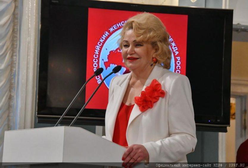 В Москве прошел V съезд ООД ВЖС «Надежда России»