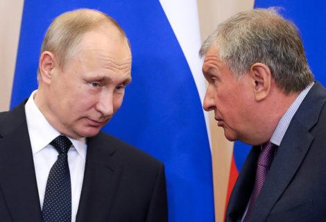 Путин и Сечин «отредактируют» гены, чтобы править вечно.