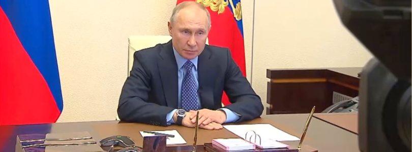 Комментарии к обращению В. Путина к нации 23 июня 2020 г.