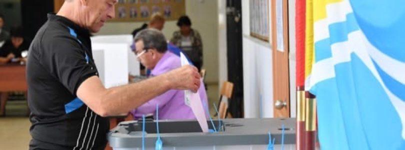 Избирком Республики Тыва подвел итоги по явке избирателей на выборы.