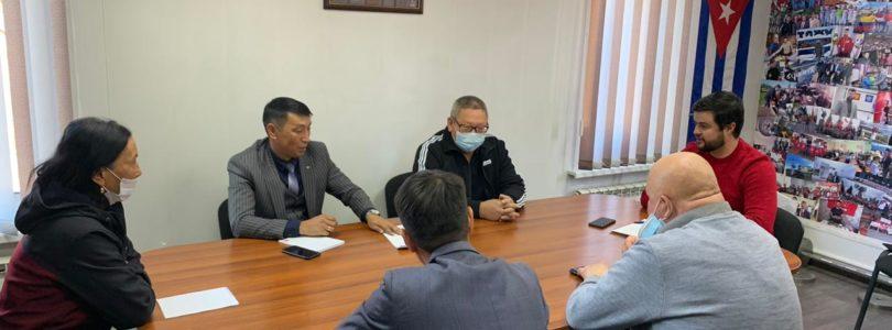 В Кызыле прошло заседание Бюро Туврескома КПРФ