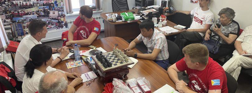 Состоялось заседание предвыборного штаба Туврескома КПРФ