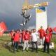 Агитаторы КПРФ в Сарыг-Сепе
