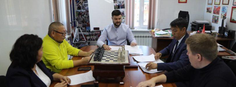 В Кызыле состоялось очередное заседание Бюро Туврескома КПРФ.
